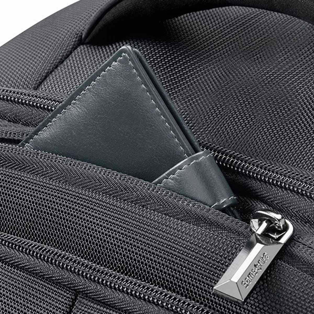 5b8743122e Σακίδιο Πλάτης Samsonite XBR Laptop Backpack 15.6″ 75215-1041 Μαύρο