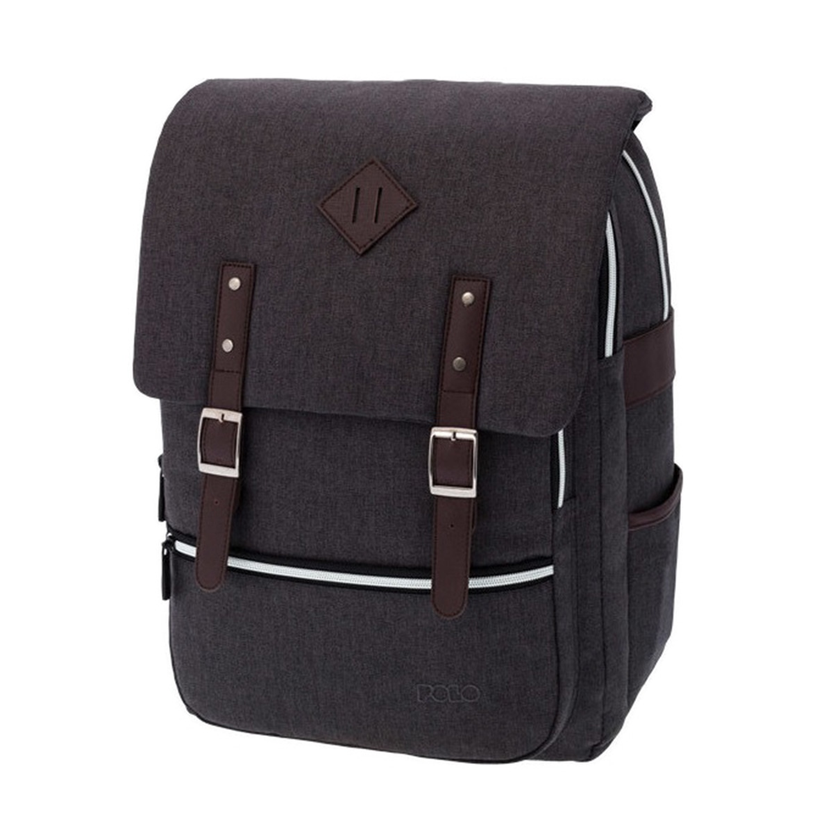 ac067952618 Σακίδιο Πλάτης Polo Laptop Backpack 16