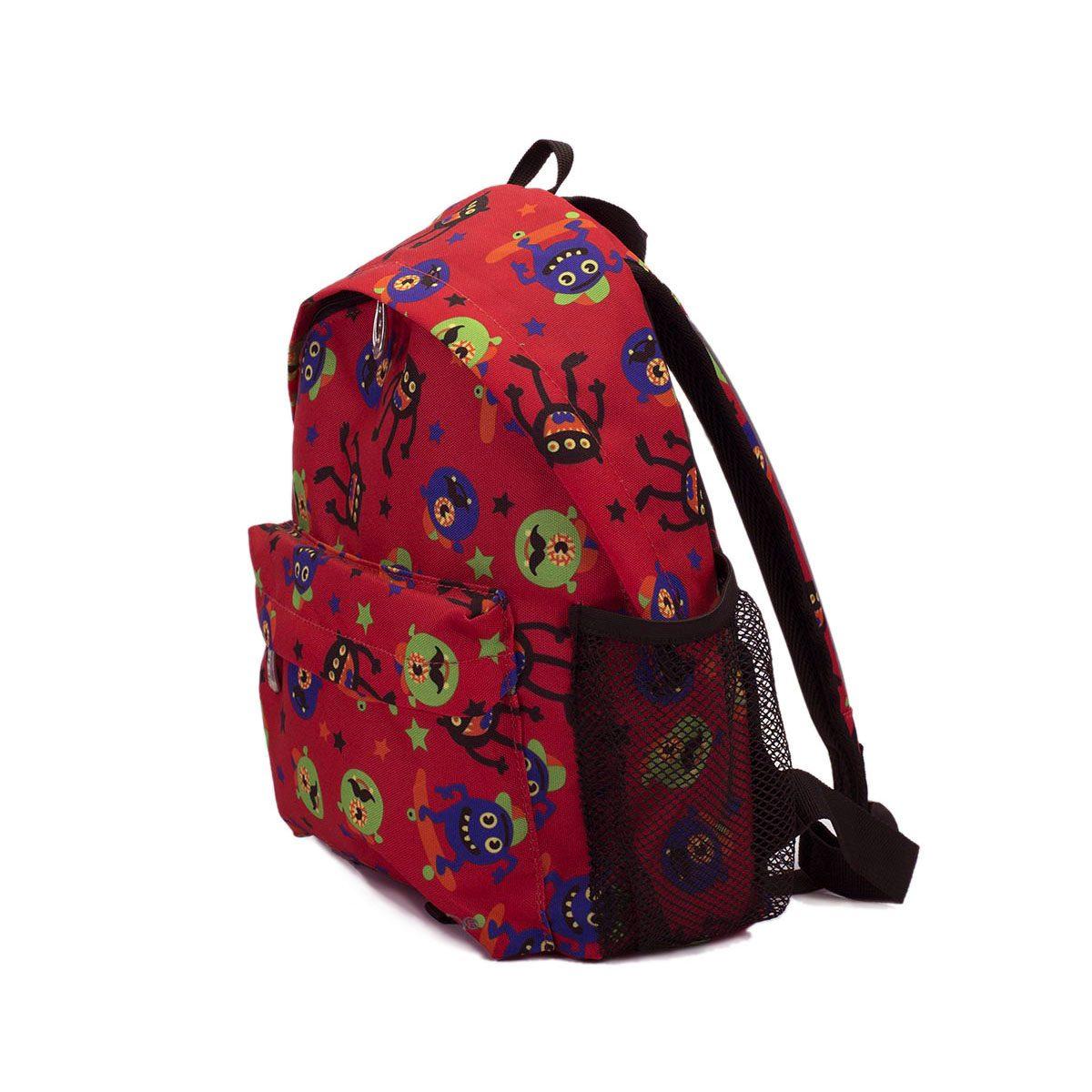 140ccfaa66e Σχολικό Σακίδιο Πλάτης Νηπιαγωγείου Polo Backpack Mini 9-01-067-63 Κόκκινο
