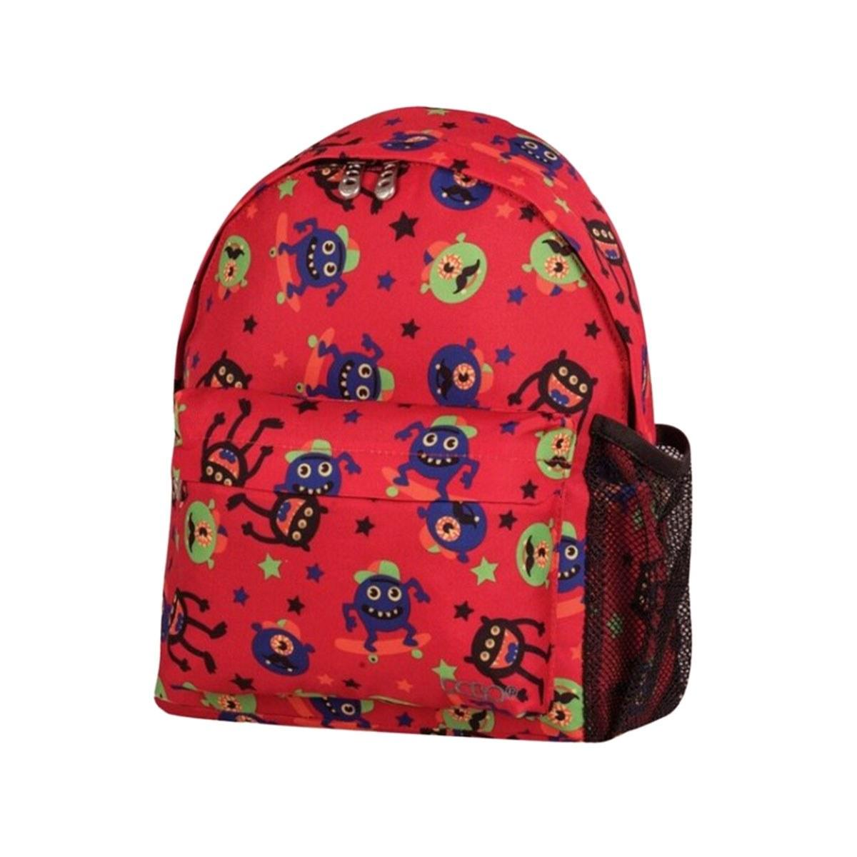 97c08c71128 Σχολικό Σακίδιο Πλάτης Νηπιαγωγείου Polo Backpack Mini 9-01-067-63 ...