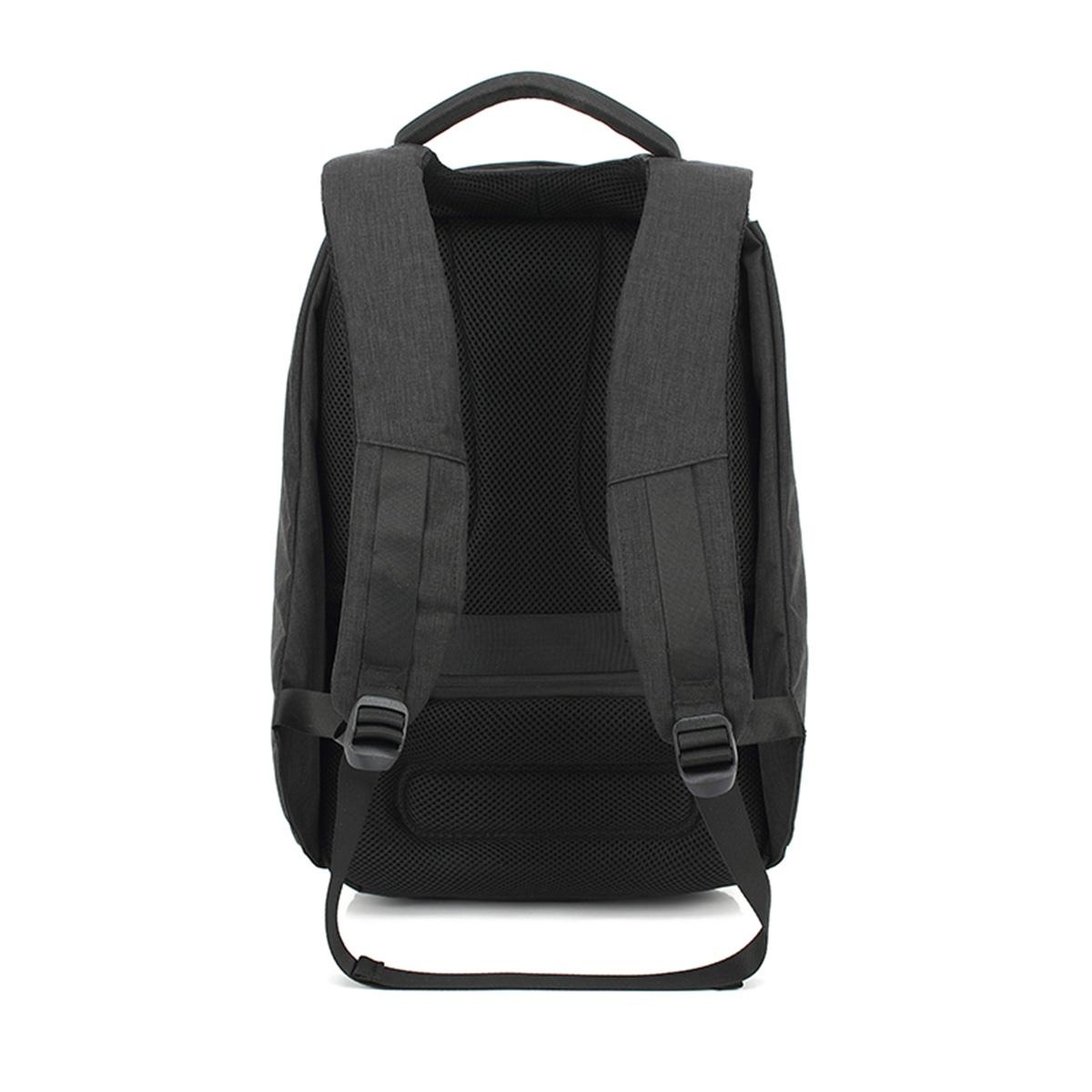 df2fe873f4 Σακίδιο Πλάτης Αντικλεπτικό Ozuko Anti Theft Laptop Backpack 8798 Μαύρο