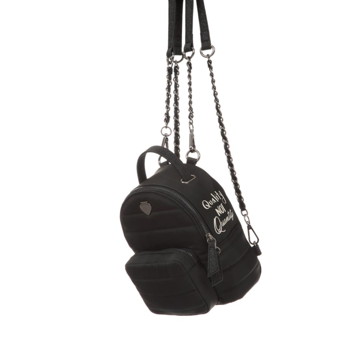 0e5038988d0 Σακίδιο Πλάτης Le Pandorine Mini Backpack Quality DAB02221-02 Μαύρο ...
