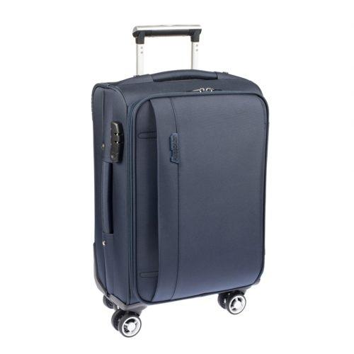 Βαλίτσα Καμπίνας Υφασμάτινη Forecast 3678 Μπλε