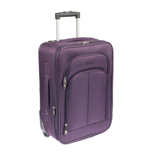 Βαλίτσα Καμπίνας Υφασμάτινη Forecast LG73 Μοβ