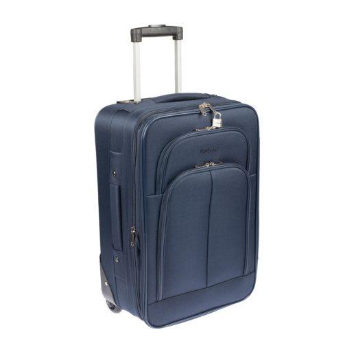 Βαλίτσα Καμπίνας Υφασμάτινη Forecast LG73 Μπλε