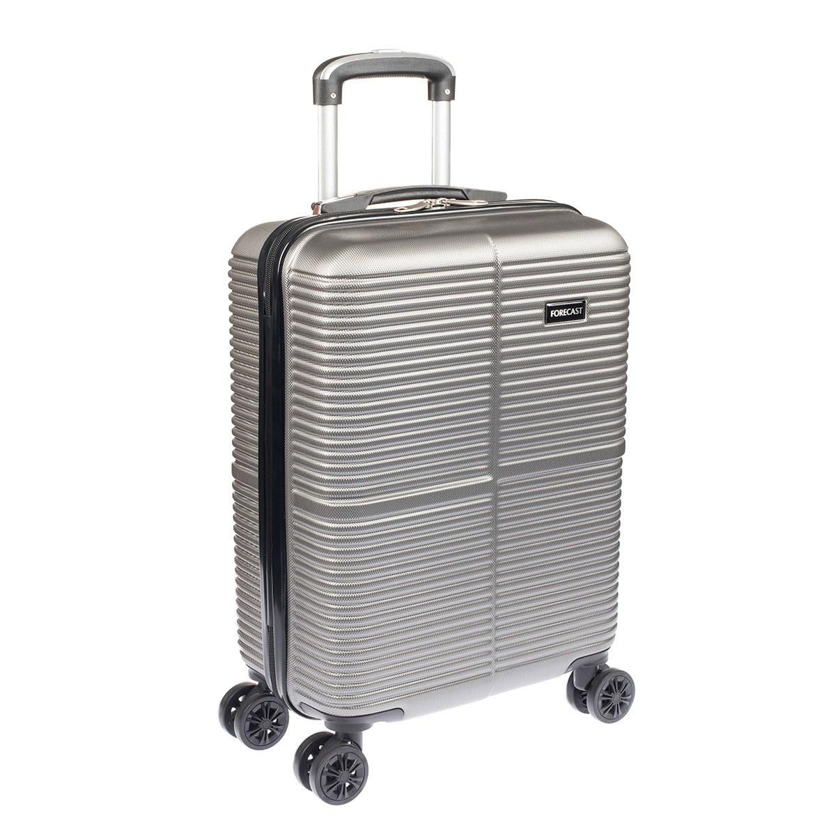 Forecast AF6013 cabin trolley σκληρή βαλίτσα ταξιδιού με ανθεκτικό κέλυφος ABS