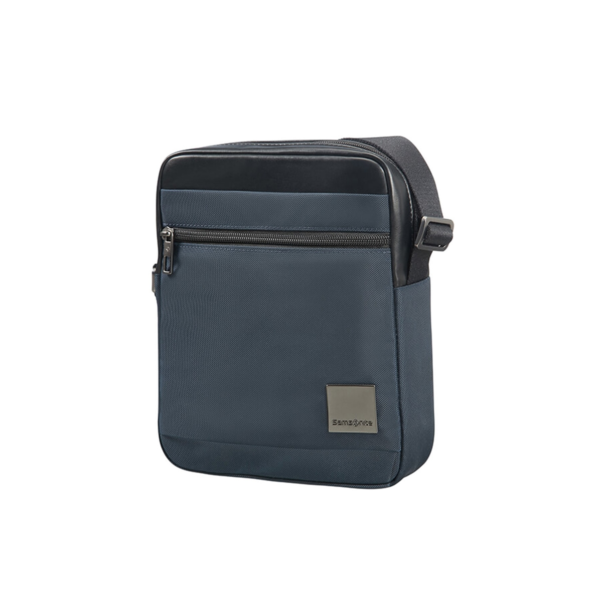 SAMSONITE 92907 Μπλε Τσάντα Ώμου-Χιαστί