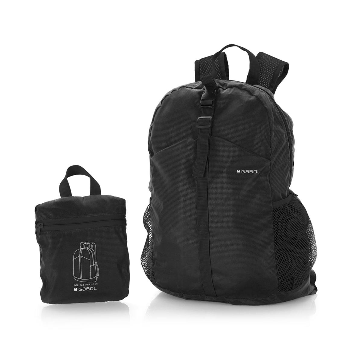 8f2e81f80c Σακίδιο Πλάτης Ταξιδιού Αναδιπλούμενο Gabol Foldable Backpack 800030 ...