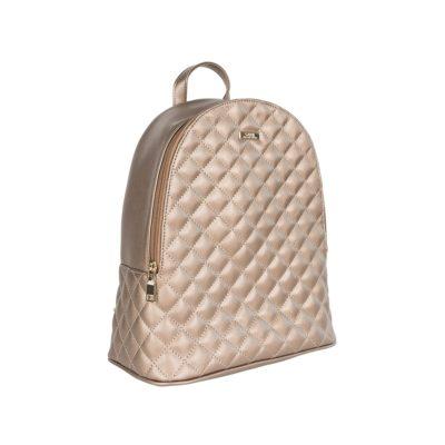 dd5d01bd40 Σακίδιο Πλάτης Καπιτονέ Savil Backpack 18-64 Χρυσό
