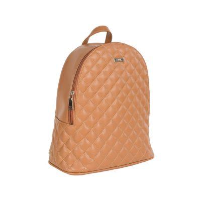 Σακίδιο Πλάτης Καπιτονέ Savil Backpack 18-64 Ταμπά c226081d6cb