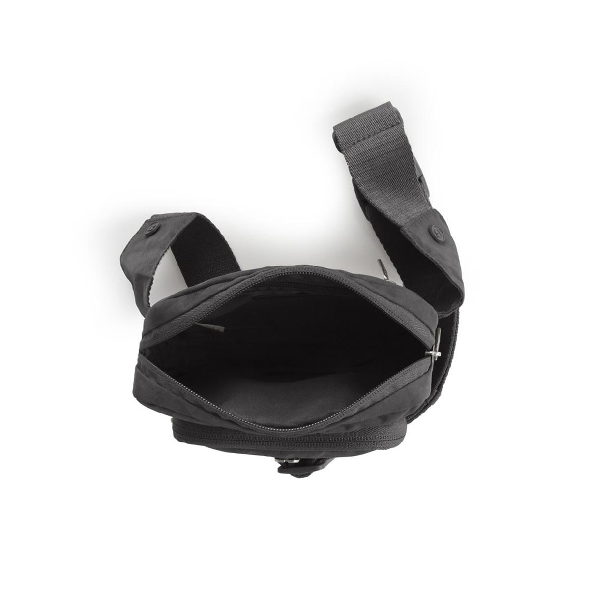 3c0257bd97 Τσαντάκι Μέσης-Χιαστί Gabol West 531166 Ανθρακί