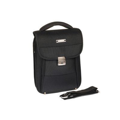 66875b0724 Επαγγελματική Τσάντα Όρθια – Χαρτοφύλακας Tablet 10.1 Diplomat 32cm BL210  Μαύρη