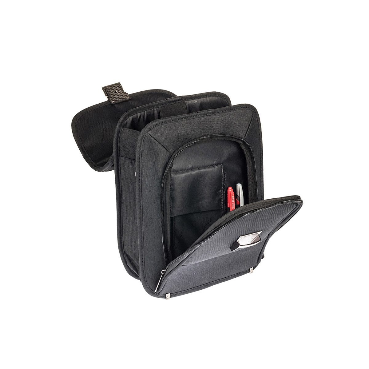 9e989e37be Επαγγελματική Τσάντα Όρθια – Χαρτοφύλακας Tablet 10.1 Diplomat 32cm BL210  Μαύρη