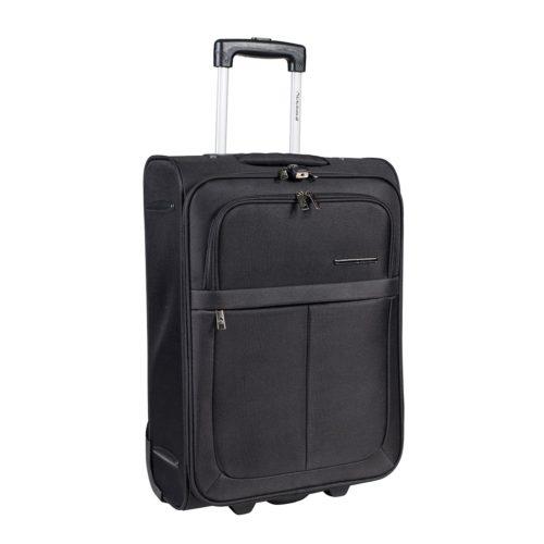 Βαλίτσα Καμπίνας Diplomat ZC930-55cm Μαύρη