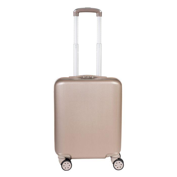 Βαλίτσα Καμπίνας Σκληρή Forecast A722-50 Χρυσή