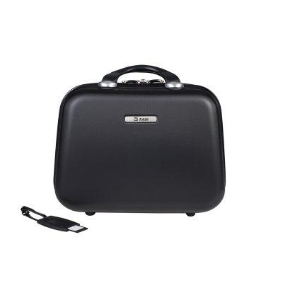 794043612f8 Νεσεσέρ – Beauty Case Ταξιδιού Σκληρό ABS Rain RB1010 Μαύρο