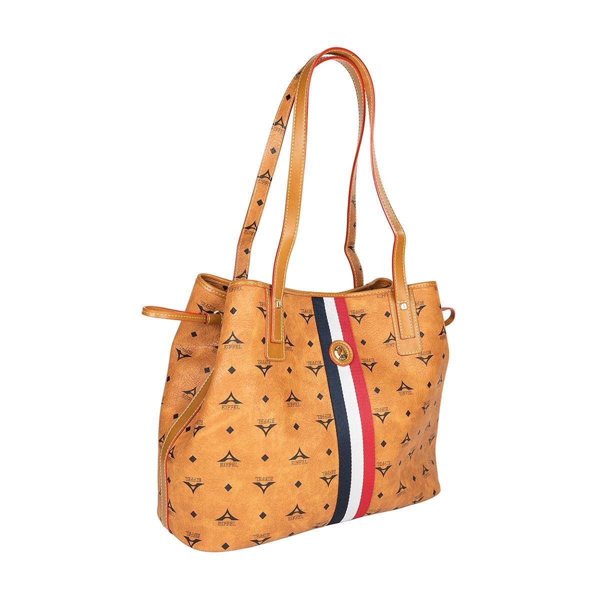 6ea0d7ffd9 Τσάντα Ώμου Με Ρίγα La Tour Eiffel Monogram 171034 Ταμπά