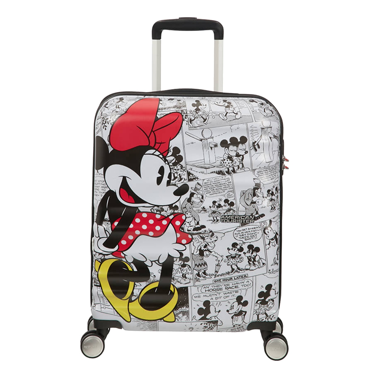 97d357ab8c Βαλίτσα Καμπίνας Σκληρή American Tourister Wavebreaker Disney Minnie Comics Spinner  55cm 85667-7484