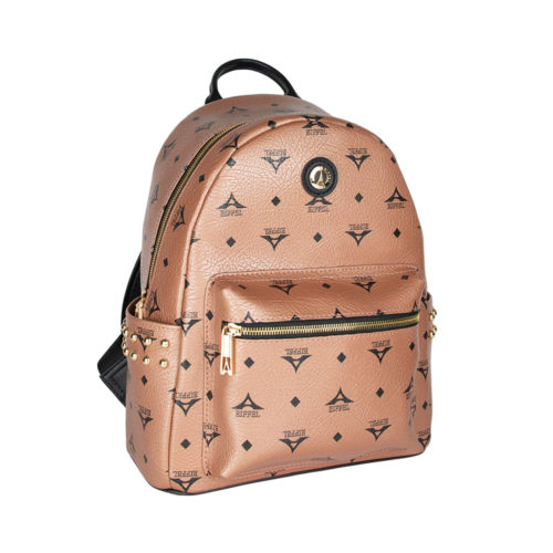 La Tour Eiffel Backpack 36-181046 Μπρονζέ
