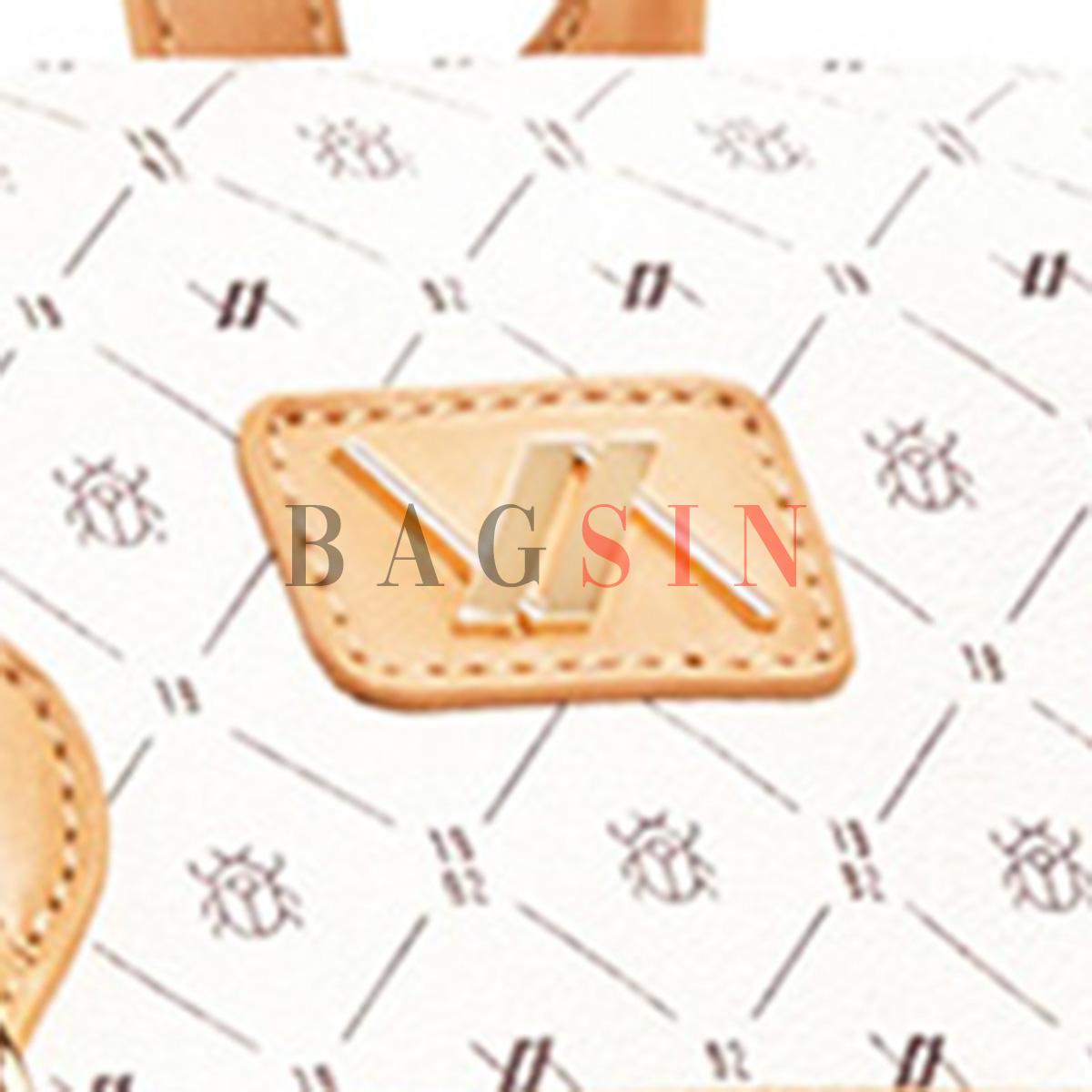 Σακίδιο Πλάτης – Πουγκί Με Λογότυπο Verde 16-5935 Λευκό-Μπεζ