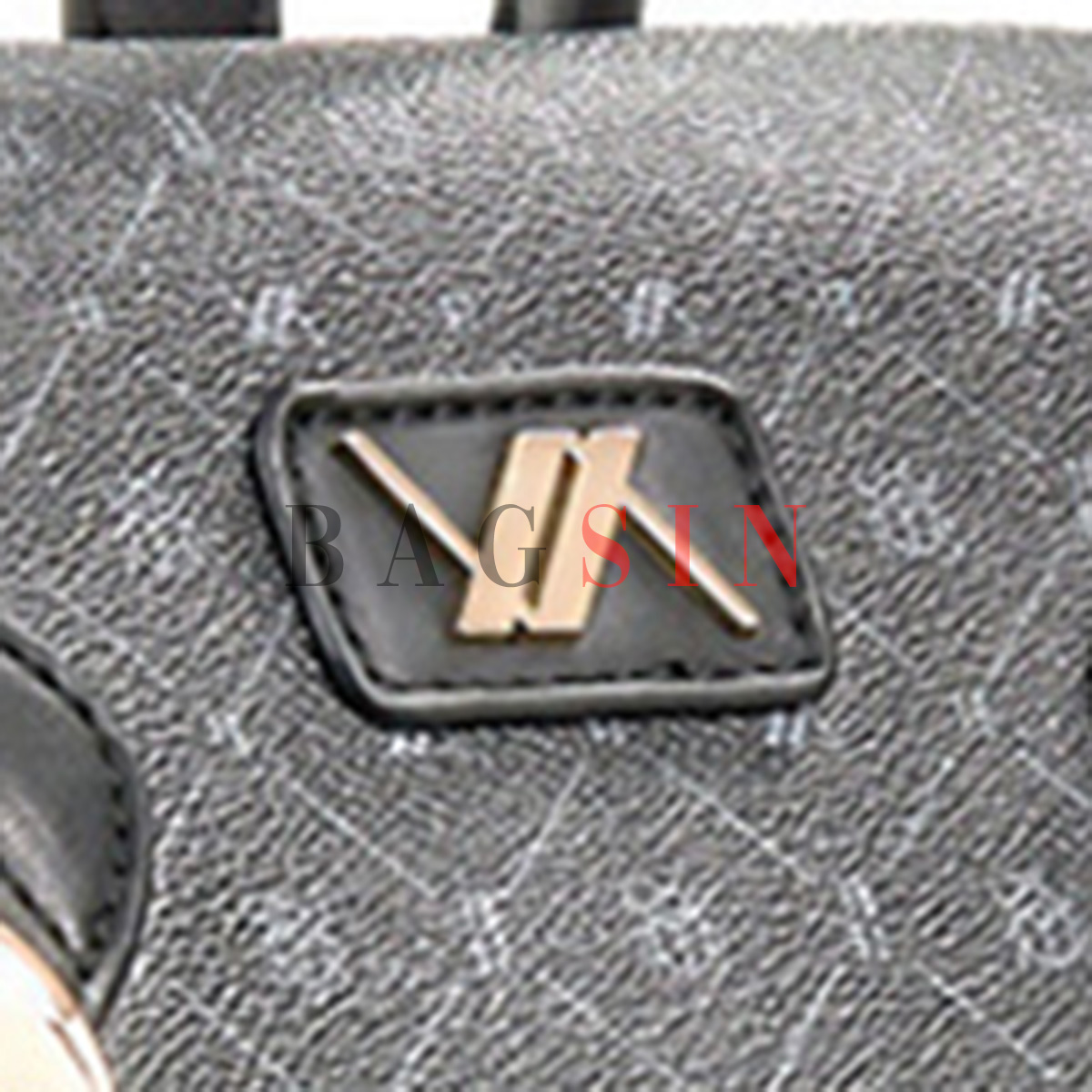 Σακίδιο Πλάτης – Πουγκί Με Λογότυπο Verde 16-5935 Μαύρο