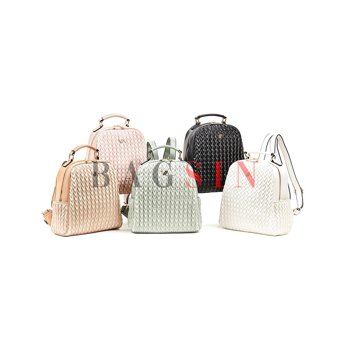Σακίδιο Πλάτης Καπιτονέ Verde Backpack 16-5853
