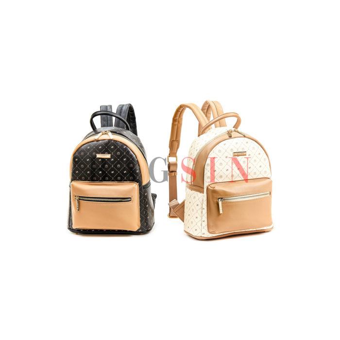 Σακίδιο Πλάτης Με Λογότυπο Verde Backpack 16-6047