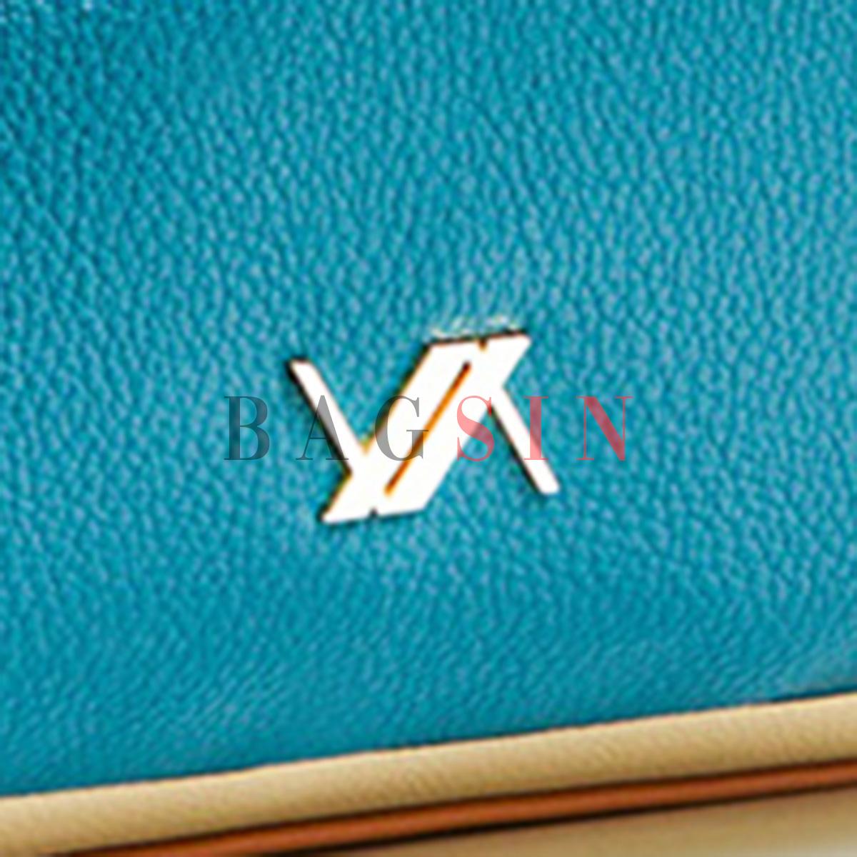 Σακίδιο Πλάτης Με Floral Τύπωμα Verde Backpack 16-5857 Μπεζ-Μπλε