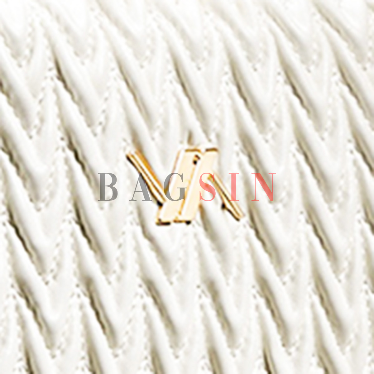 Σακίδιο Πλάτης Καπιτονέ Verde Backpack 16-5853 Λευκό