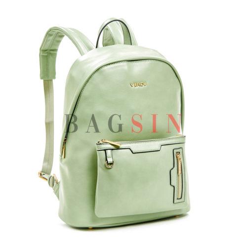 Σακίδιο Πλάτης Μαλακό Verde Backpack 16-6027 Μέντα