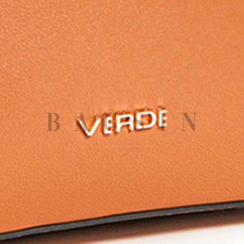 Σακίδιο Πλάτης Με Διάτρητο Σχέδιο Verde Backpack 16-5964 Κάμελ