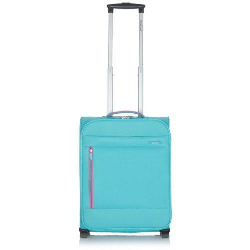Βαλίτσα Καμπίνας Diplomat ZC600-55 Τυρκουάζ