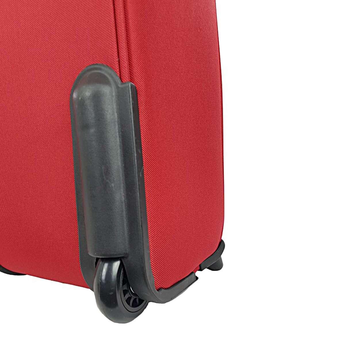 Βαλίτσα Καμπίνας Diplomat ZC600-55 Κόκκινη