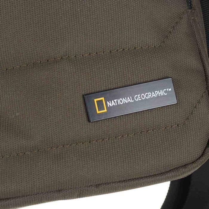 Τσαντάκι Χιαστί National Geographic N00702 Χακί