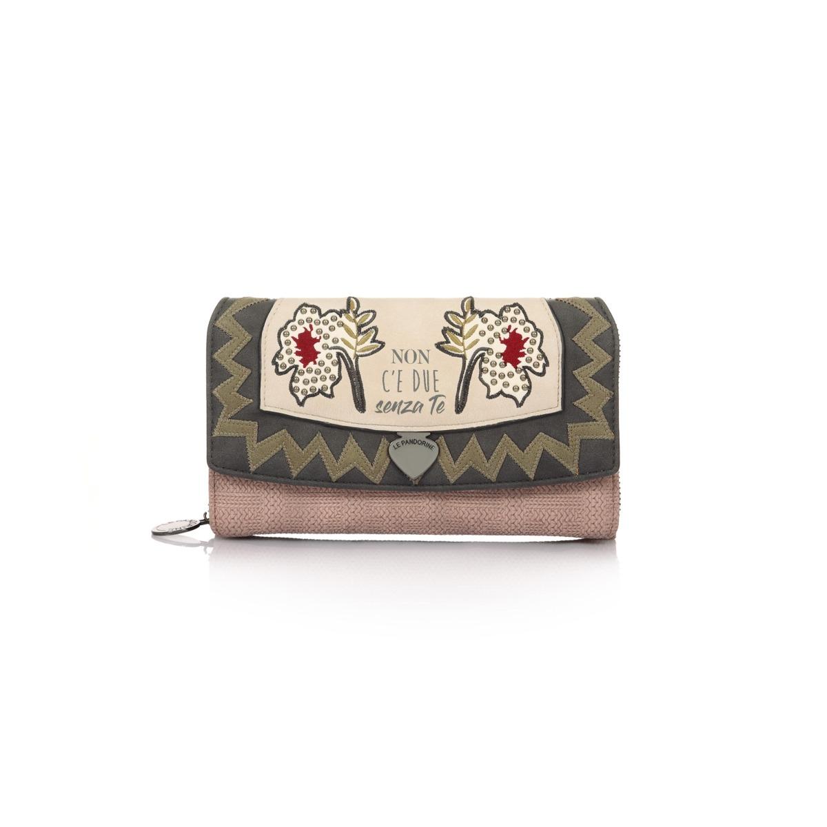 Πορτοφόλι Τσαντάκι Le Pandorine J02169 Dusty Pink