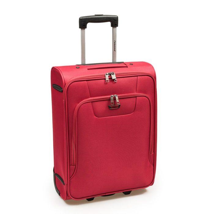 Βαλίτσα Καμπίνας Diplomat ZC980-55cm Κόκκινη