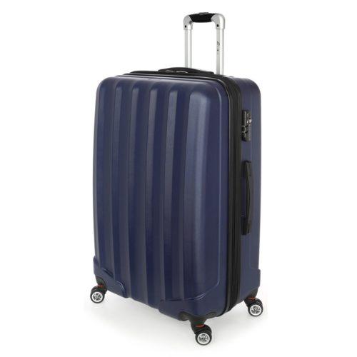 Βαλίτσα Μεγάλη Stelxis ST505 Σκληρή Μπλε