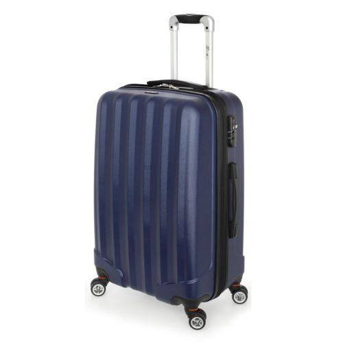 Βαλίτσα Μεσαία Stelxis ST505 Σκληρή Μπλε
