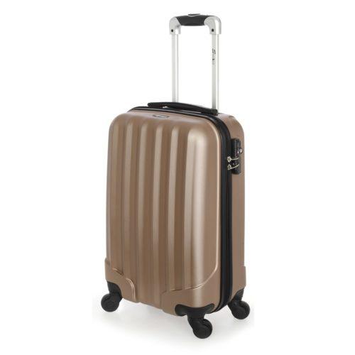 Βαλίτσα Καμπίνας Stelxis ST505 Σκληρή Χρυσή